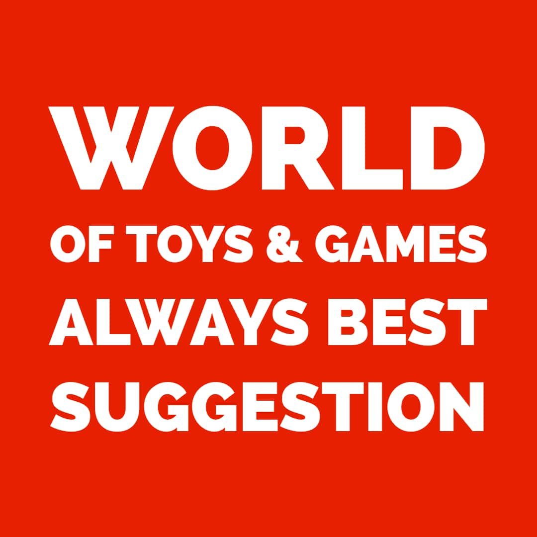 World of Toys and Games