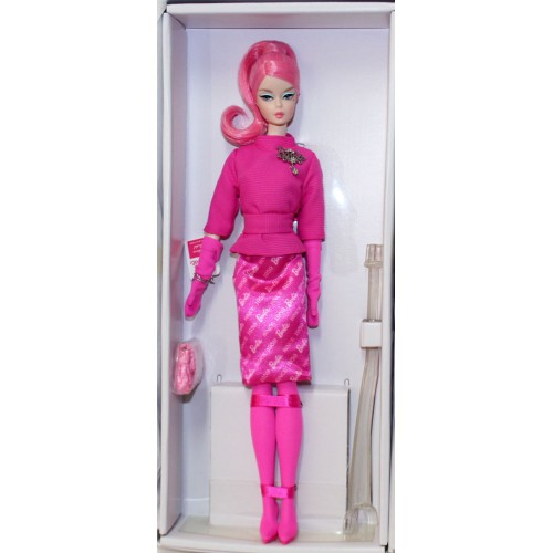 e14eec3179f8a Barbie Proudly Pink BFMC Doll by Mattel